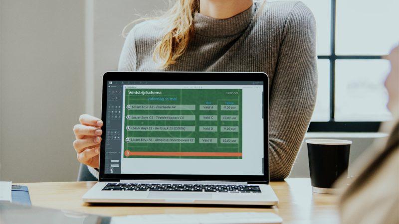 narrowcasting software